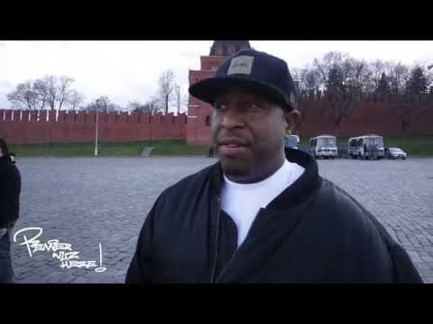 DJ Premier: Kremlin Love (In Moscow for Boiler Room)
