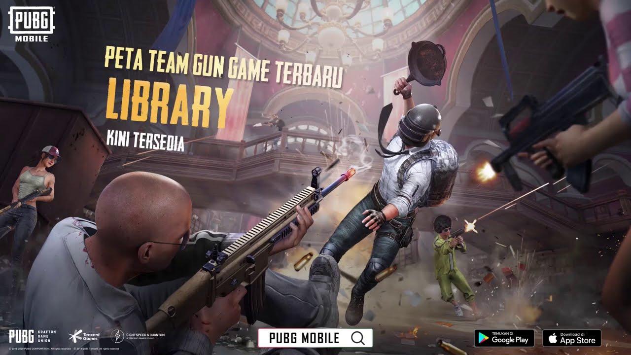 Mode Baru PUBG Mobile : Game Gun Library