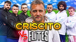 ⚽ CRISCITO vs ELITES 💎 | FOOTBALL CHALLENGES