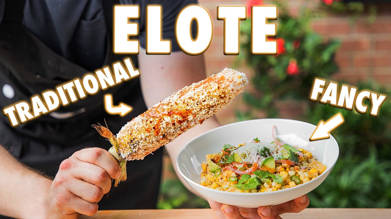 Life Changing Grilled Corn (Elote)