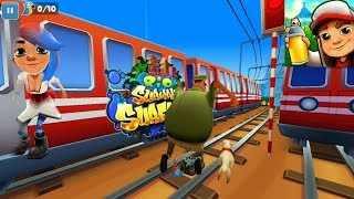 UNLOCKING LUCY ON SUBWAY SURFERS RIO 2019 ( Worst Gameplay of Mkn P ) # D2