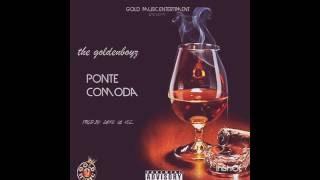 THE GOLDEN BOY- PONTE COMODA (PROD. BY ZAIKO LA VOZ) (OFFICIAL AUDIO)