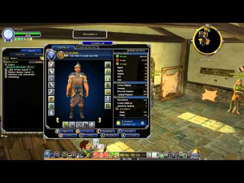LOTRO: Crafting Profession: Explorer (Forester, Tailor and Prospector)