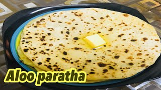 Aloo Paratha recipe || How to make Aloo paratha || Indian traditional breakfast recipe