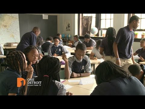 Michigan Education/The School At Marygrove | One Detroit Full Episode