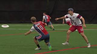 Zach Norrbom 3-Assist, 4-Goal, 322 Throwing Yards Highlights | Week 3 AUDL
