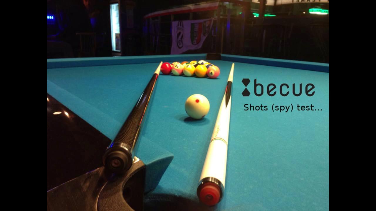 Becue 5 1 shaft (spy) Test
