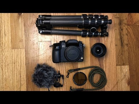 Camera Gear For Traveling Light