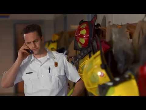 Fireproof 2008 Галын хамгаалалт трэйлор