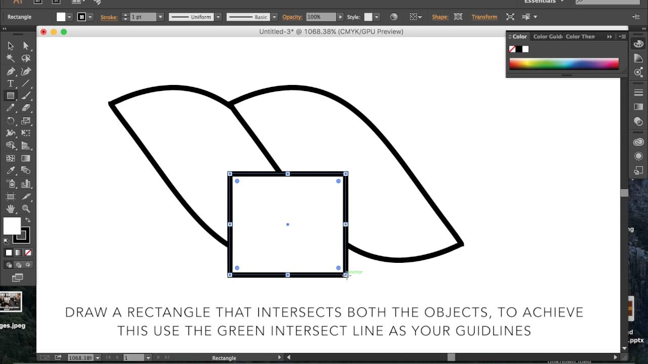 How to create a rope pattern brush on Illustrator