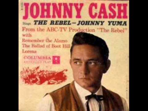 Johnny Cash   Lorena 1959