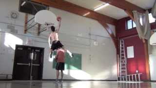 Best dunks and training of January 2014:: 5'9
