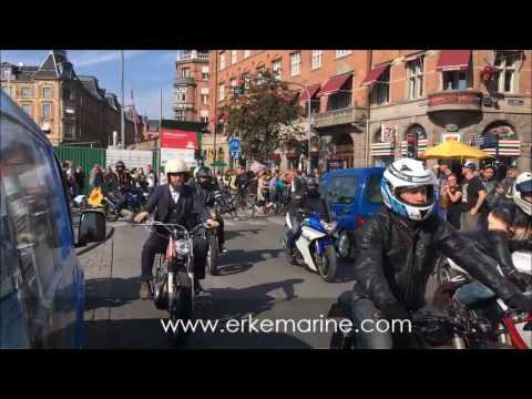 ERKE Marine, Copenhagen Clasic Motor Show, 25 September 2016, Denmark, www.erkemarine.com