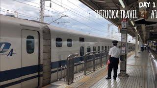 급하게 신칸센 타고 떠난  시즈오카 여행 그 심상치 않…