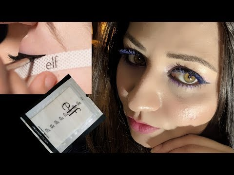Elf Line And Define Eye Tape | Super Cool Product | More Maria