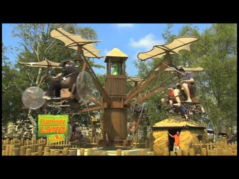 cf4033c4c6 Flamingo Land Dino Stone Park Advert (2013) - YouTube