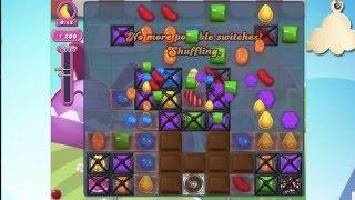 Candy Crush Saga Level 1585  No Booster