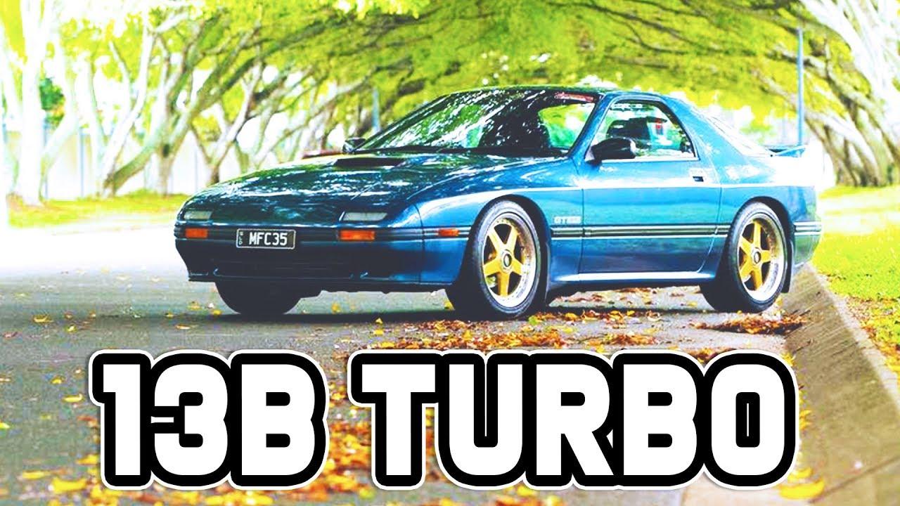 MY DREAM CAR! - RX7 FC Turbo
