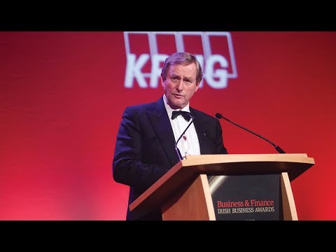 Enda Kenny TD, speech on accepting TK Whitaker Award for Outstanding Contribution to Public Life