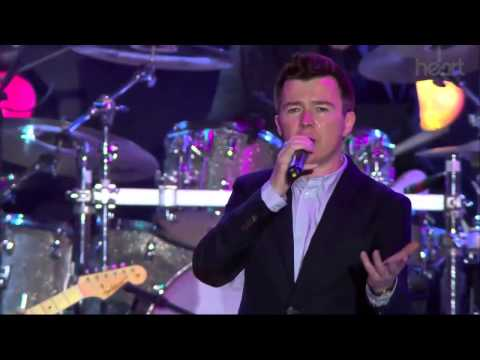 Rick Astley - Never Gonna Give You Up | Rewind Festival 2012