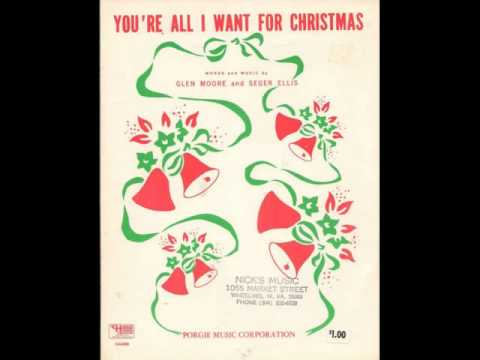 Frankie Laine-You´re All I Want For Christmas (Mercury 5177)