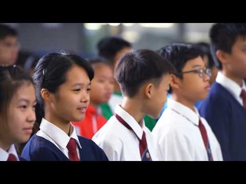 A glimpse of school life - TWGHs Wong Fut Nam College