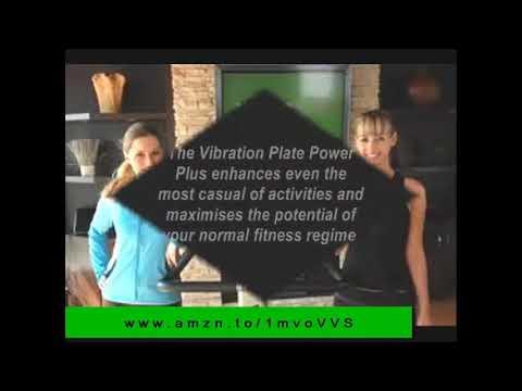 confidence slim vibration platform fitness machine review