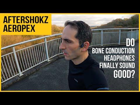aftershokz-aeropex-review-|-best-bone-conduction-headphones?-|-vs-titanium,-airpods-pro-|-run,-cycle