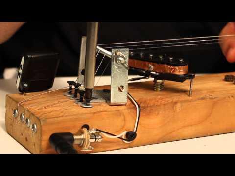 DIY: Electric Slide Guitar