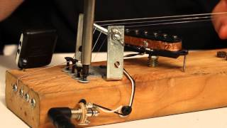 Diy: Electric Slide Guitar