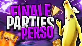 Personal Fortnite Parties! Final Of the Tournament! Creator Code: Supreme-ninja-69