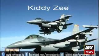 Ary News Headlines 23 October 2015  - US to sell Pakistan eight F 16 fighter jets  report