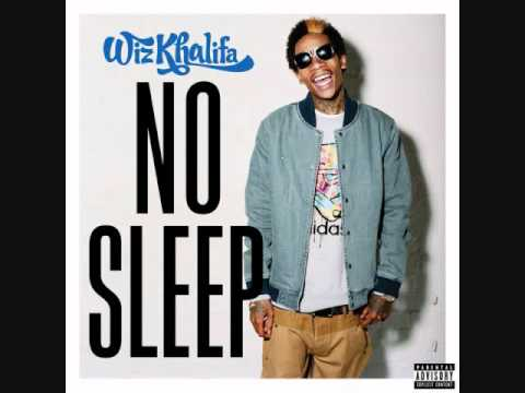 Wiz Khalifa  No Sleep Clean