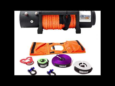 Every 4WDriver Needs A Winch And Recovery Kit - Here Is The Perfect Combo!