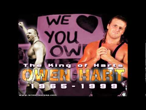 Owen Hart The Rocket theme