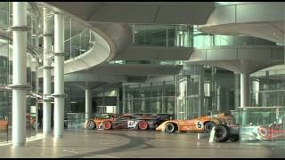 2012 VODAFONE MCLAREN MERCEDES F1 SEASON CAR LAUNCH