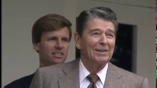 Cuts of President Reagan