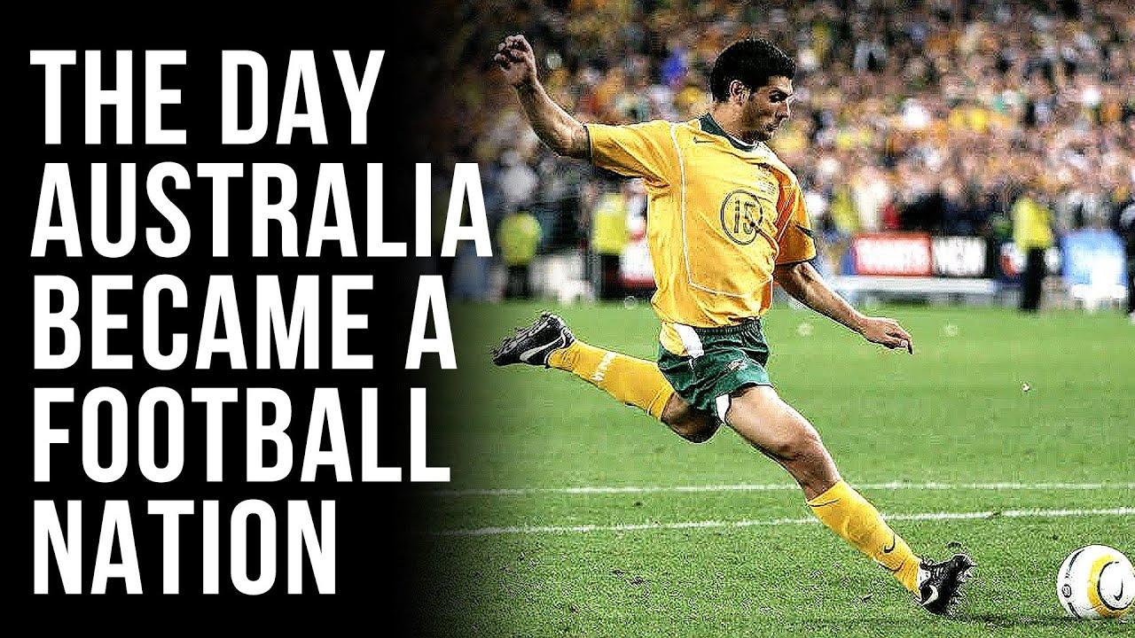 The Day Australia Became a Football Nation | November 16th 2005