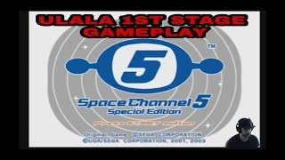 SPACE CHANNEL 5 SPECIAL EDITION LEVEL 1 GAMEPLAY