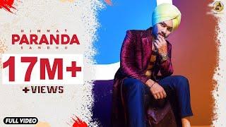 Gambar cover PARANDA | HIMMAT SANDHU | DESI CREW | FOLK RAKAAT | New Punjabi Song 2019
