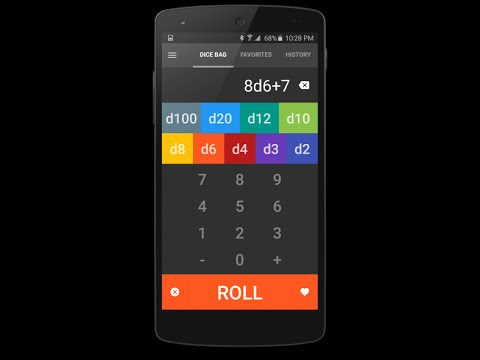 Critdice Dice Roller Apps On Google Play