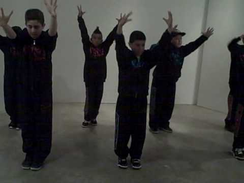 gendance quick snippet and tiny taste of ICONic Boyz