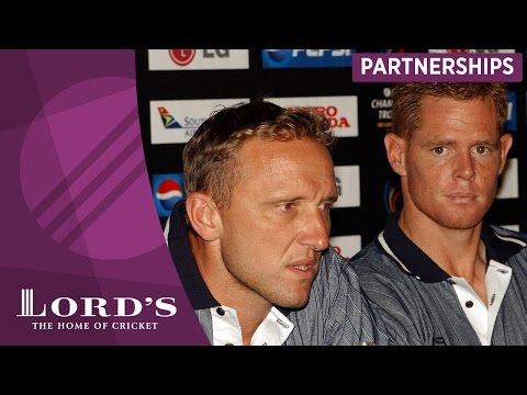 Allan Donald & Shaun Pollock - 'Two of the best seamers'