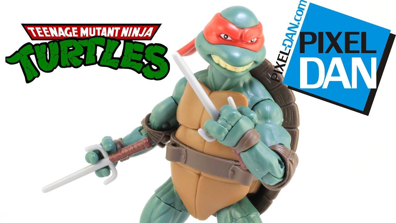 Retro review teenage mutant ninja turtles ii secret of the ooze - Raphael Teenage Mutant Ninja Turtles Secret Of The Ooze Figure Video Review