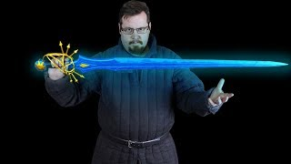How magic and super metals change sword design, feat IMPERIOUS