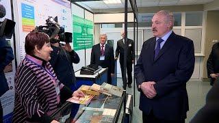 Лукашенко: историю становления белорусского государства нужно достоверно отразить в новых учебниках
