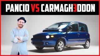 L'auto del Pancio DISTRUTTA | Carmagh3ddon - Puntata 3