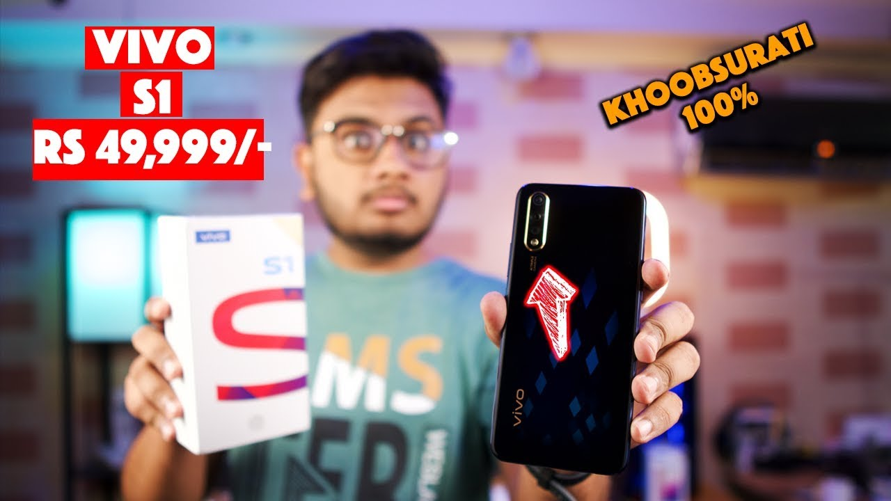 Vivo S1 Unboxing | Itnay Features Kamaal!