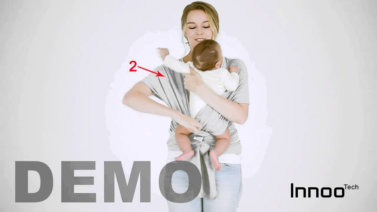 Baby Sling Carrier Youtube