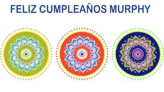 Murphy   Indian Designs - Happy Birthday